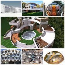 Resultado de imagen para casas circulares