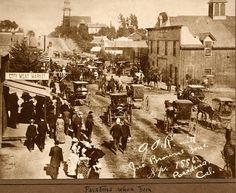 Pasadena when born   by Pasadena Digital History