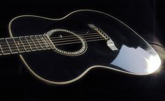 Bellezza Nera #guitar