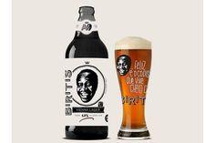 Rótulo da cerveja do Mussum, Biritis #Beer #Packing #branding