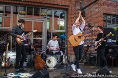 Arionce bei den Knust Acoustics 2016 - Soundhelden | Hamburgs Musikpinnwand