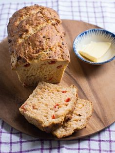 This loaf first appeared in my first cookbook, A Girl Called Jack, and is a favourite weekend recipe of mine. It was based on a similar loaf from Economy Gastronomy, by Allegra McEvedy and Paul Mer…