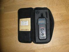 BLUE POINT MT139A DIGITAL HAND TACHOMETER W/CASE & MANUAL   $169 eBay Blue Point Tools, Manual, Mac, Personalized Items, Digital, Textbook, Poppy