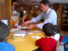 """Rep. Jim Himes, D-Conn., (@ jahimes): Loved """"Walking a Day in the Shoes"""" of a home child are provider. Thanks CSEA! And I am out of practice! pic.twitter.com/3UlyLOhFtT"""