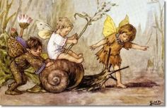 cicely-mary-barker-other-miscellaneous-works-elves-and-fair