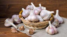 DIY přírodní léky z léčivých rostlin proti kašli, rýmě, chřipce a nachlazení.Sirupy z rýmovníku, česneku, bezu černého, meduňky, tymiánu, divizny a mateřídoušky Garlic, Homemade, Fruit, Vegetables, Food, Anna, Cookies, Natural, Fitness