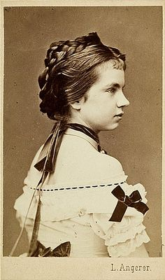 Gisela of Austria - Sisi's daughter    (Empress Elisabeth)