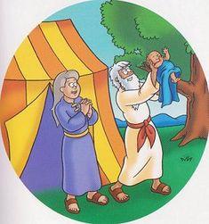 De Bezoekers Abraham Biblia, Sunday School, Timeline, Drawings, Board, Kids, Anime, Pictures, Crafts