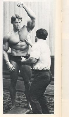From Arnold Schwarzenegger - Bodybuilding
