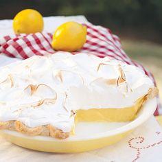 Lemon Meringue Pie - Paula Deen Magazine