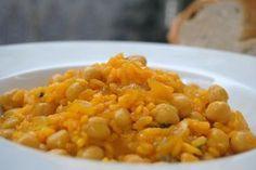 Asopaipas. Recetas de Cocina Casera .: Arroz con Garbanzos y Hierbabuena