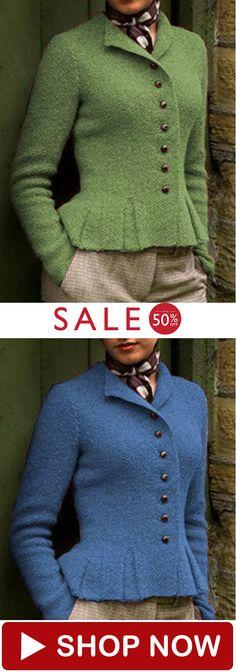 Women Buttoned Vintage Sweater Cardigans - Buttoned Vintage Sweater Outwear Source by - Pullover Mode, Vintage Mode, Style Vintage, Light Dress, Winter Mode, Casual Hairstyles, Vintage Sweaters, Sweater Fashion, Cardigans For Women