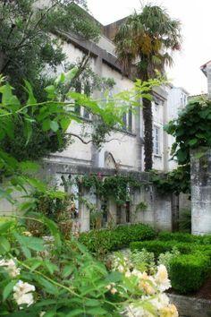 Jardin de la Maison Pierre Loti #Rochefort #CharenteMaritime #PoitouCharentes