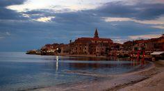 Istria - Rovinj, Pula, Buzet, Hum, Grožnjan i trasy rowerowe