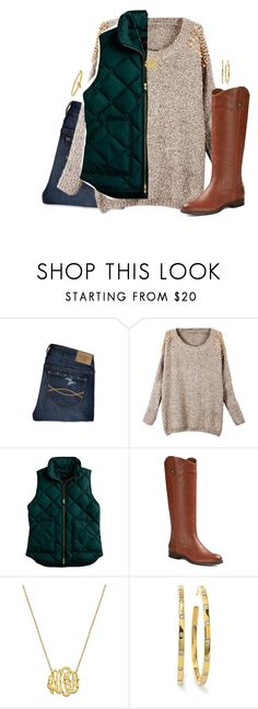 """are you Australian? because you meet all of my koalafications"" by kaley-ii ❤ liked on Polyvore featuring Abercrombie & Fitch, Chicnova Fashion, J.Crew, Merona, Ippolita and Kate Spade"