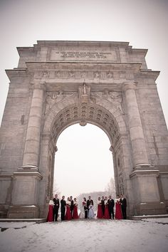 National Memorial Arch at Valley Forge National Historical Park.