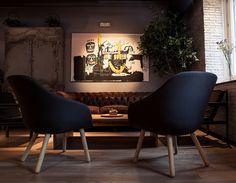 Restaurante Sexto: afterwork y aires neoyorquinos en el nuevo local de moda del madrileño barrio de la Justicia.  Situado en la calle Fernando VI número 6 del barrio madrileño de Justicia, la última novedad del panorama gastronómico de la capital -Restaurante Sexto- no podía llamarse de otra manera.