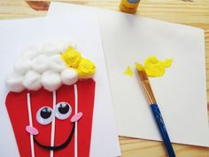 "Father's Day ""You're The Best Pop"" Popcorn Card - I Heart Arts n Crafts"