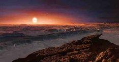 Atmosfera Semelhante à Terra Pode Não Sobreviver à Órbita de Proxima b  #CMisteriosBlog #PlanetologiaComparativa #Exoplanetas #ACPlanetasBlog #Atmosfera