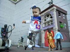 Cute idea kids love dress up time