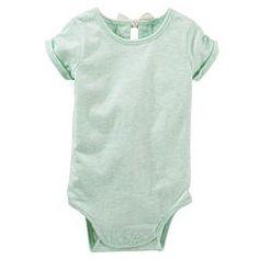 Baby Girl OshKosh B'gosh® Bow Bodysuit - 10.00