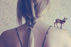braid, toy, and cute image