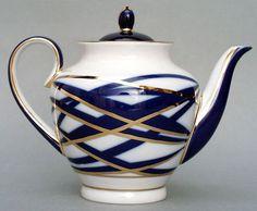 Lomonosov Porcelain Teapot