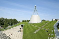 7 of the most beautiful libraries in the world | CNN Travel - TU Delft library, The Netherlands