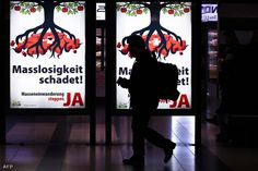 Swiss Brace for Sour EU Relations After Immigration Vote Ban Islam, Self