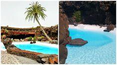 Los Jameos del Agua, Lanzarote - îles Canaries (Espagne)