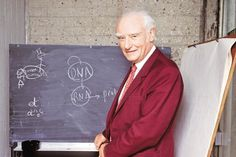 Francis Crick (8 June 1916 — 28 July 2004) was an English scientist who was most noted for being a c...