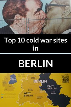 From touristy Checkpoint Charlie to moving memorials. From the Brandenburg Gate to espionage: discover the Top 10 Cold War locations in Berlin!