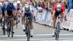 Peter Sagan logra una hazaña histórica: consigue su tercer Mundial en ruta consecutivo