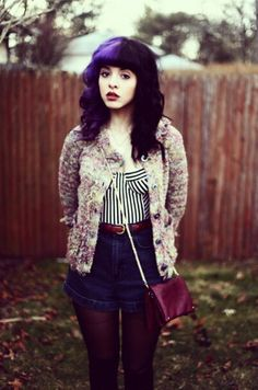 i've just started listening to Melanie Martinez and i must say, she's fantastic...and pretty adorable also :)