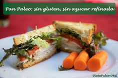 sandwich Gluten Free Recipes, Healthy Recipes, Dieta Paleo, Wine Recipes, Healthy Eating, Healthy Food, Sushi, Sandwiches, Food And Drink