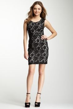 HauteLook | $49 & Under: DKNY Jeans Cotton Lace Dress