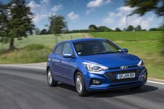 The Hyundai mid-life spruce-up adds a modern gearbox, infotainment and safety tech, but how does it drive? Trans Pacific Partnership, New Hyundai, Uk Deals, Britain, Two By Two, Japanese, Kit Cars, Japanese Language
