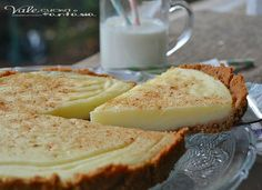 Torta al latte e biscotti ricetta dolce BUONA SEMPLICE E DELICATA questa torta vi stupirà per la sua bontà, ricca di latte ideale per i nostri bambini