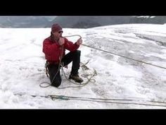 A practical demonstration of roping up for glacier travel taken from the Mountaineering Council of Scotland's Alpine Essentials DVD. Full DVD available here:...