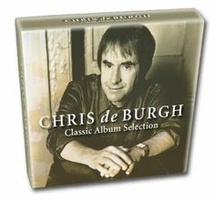 Chris de Burgh - Classic Album Selection #christmas #gift #ideas #present #stocking #santa #music #records