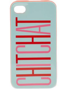 Kate Spade New York Chit Chat Iphone 4 Case