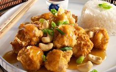 Springfield's Famous Cashew Chicken