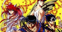 YuYu Hakusho | Anime Review | GameWorld18.com