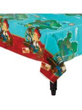 Jake and the Never Land Pirates Table Cover - Party City - on sale @Kimberly Eckles !