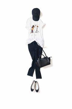 Divide the power! Tomboy Fashion, Fashion Pants, Fasion, Wardrobe Sets, Fashion Capsule, Comfy Casual, Japanese Fashion, Daily Fashion, What To Wear