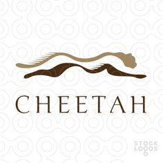 Logo: Cheetah - Designer: Mistershot - #Purchase your #logo in professional www.stocklogos.com/user/rossini