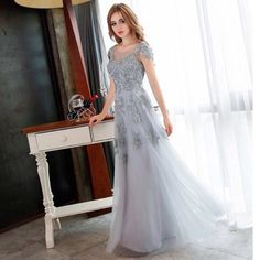1hoursalepre-Order Skies Ball Gown Dress