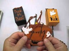 https://www.ucutathome.com/store/subcat/Tim-Holtz-Sizzix/id/473 Cheryl shows you some spooktacular tags using the new Tim Holtz Halloween Words dies by Sizzi...