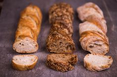 Traditional handmade French Baguettes by Bernhard Kapelari - Photo 135675515 - 500px