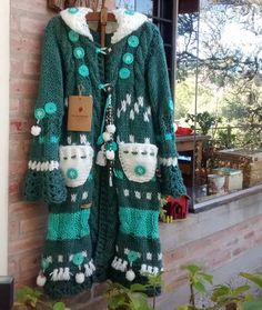 Crochet Jacket Pattern, Crochet Coat, Form Crochet, Cardigan Pattern, Crochet Cardigan, Crochet Shawl, Crochet Clothes, Knit Cardigan Outfit, Crochet Fashion